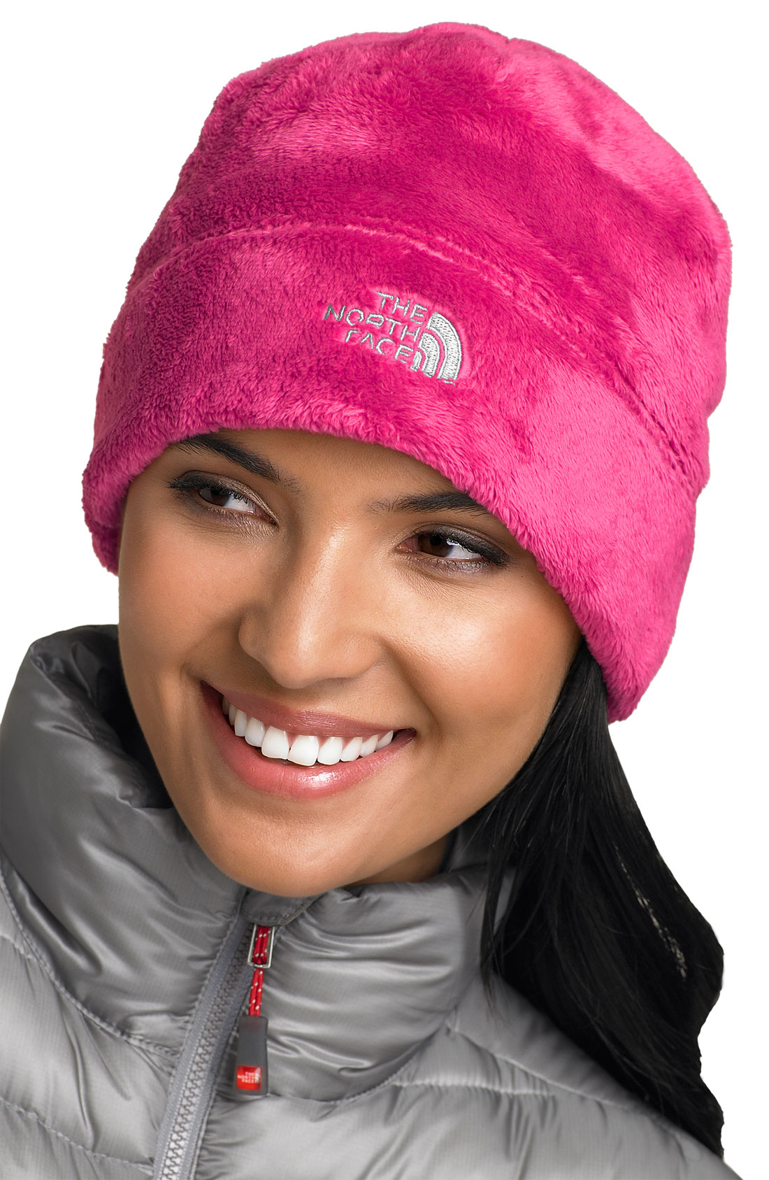 9f460511baf3f The north face Denali Thermal Beanie in Pink Lyst ...