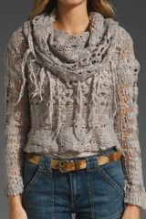 Free People Tigerlily Pullover - Lyst