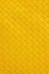 Bottega Veneta Intrecciato Leather Tote in Yellow - Lyst