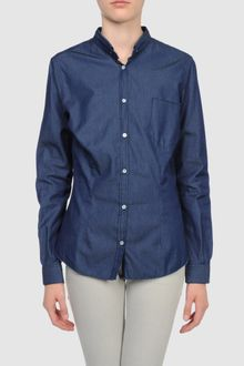 Golden Goose Deluxe Brand Denim Shirt - Lyst