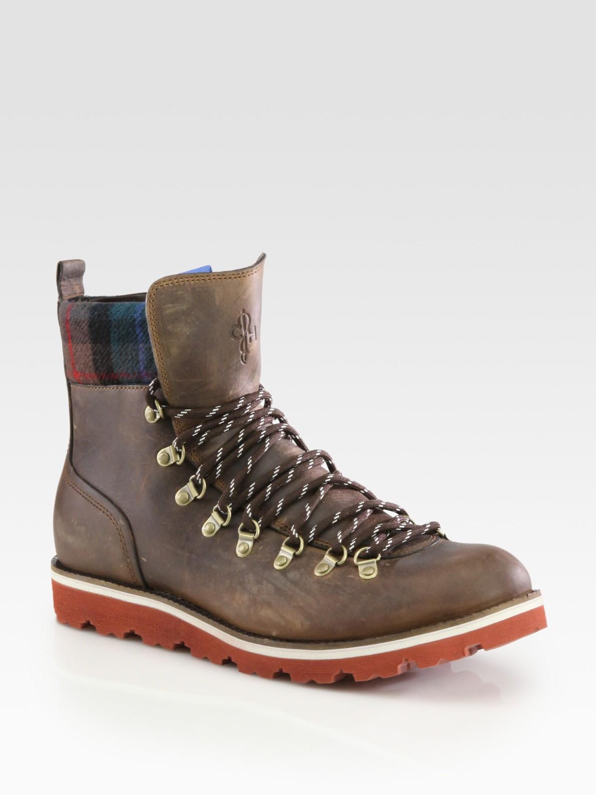 Cole Haan Air Hunter Hiker Boot In Brown For Men Cigar