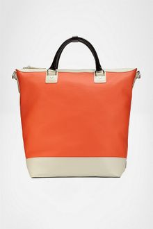 Diane Von Furstenberg Sporty Drew Bucket Canvas Bag - Lyst