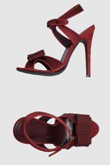 Giambattista Valli  High-heeled Sandals - Lyst