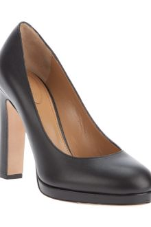 Chloé Court Shoe - Lyst