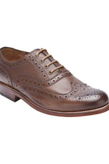 Grenson William Wingtip Oxford Shoe - Lyst