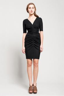 Obakki Hutton Dress - Lyst