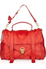 Proenza Schouler Ps1 Extra Large Leather Satchel