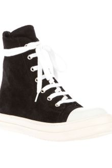 Rick Owens High Top Trainer - Lyst