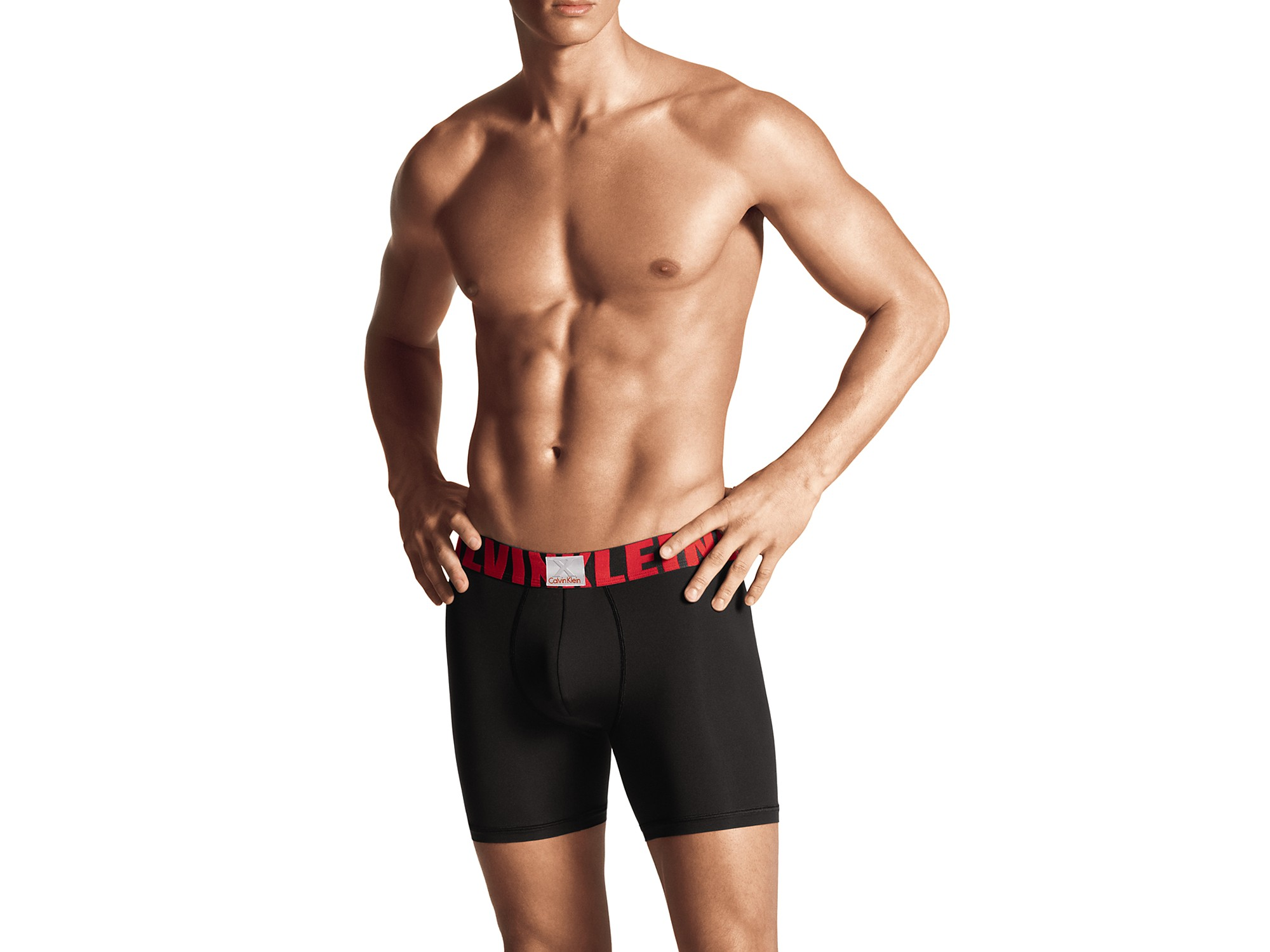 af592947052a Lyst - Calvin Klein X Micro Boxer Briefs in Black for Men
