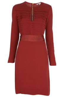 Diane Von Furstenberg Silk Dress - Lyst