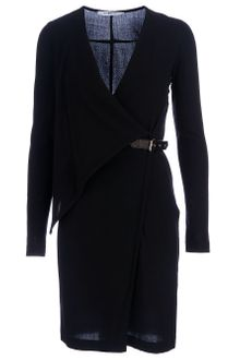 Givenchy Wrap Dress - Lyst