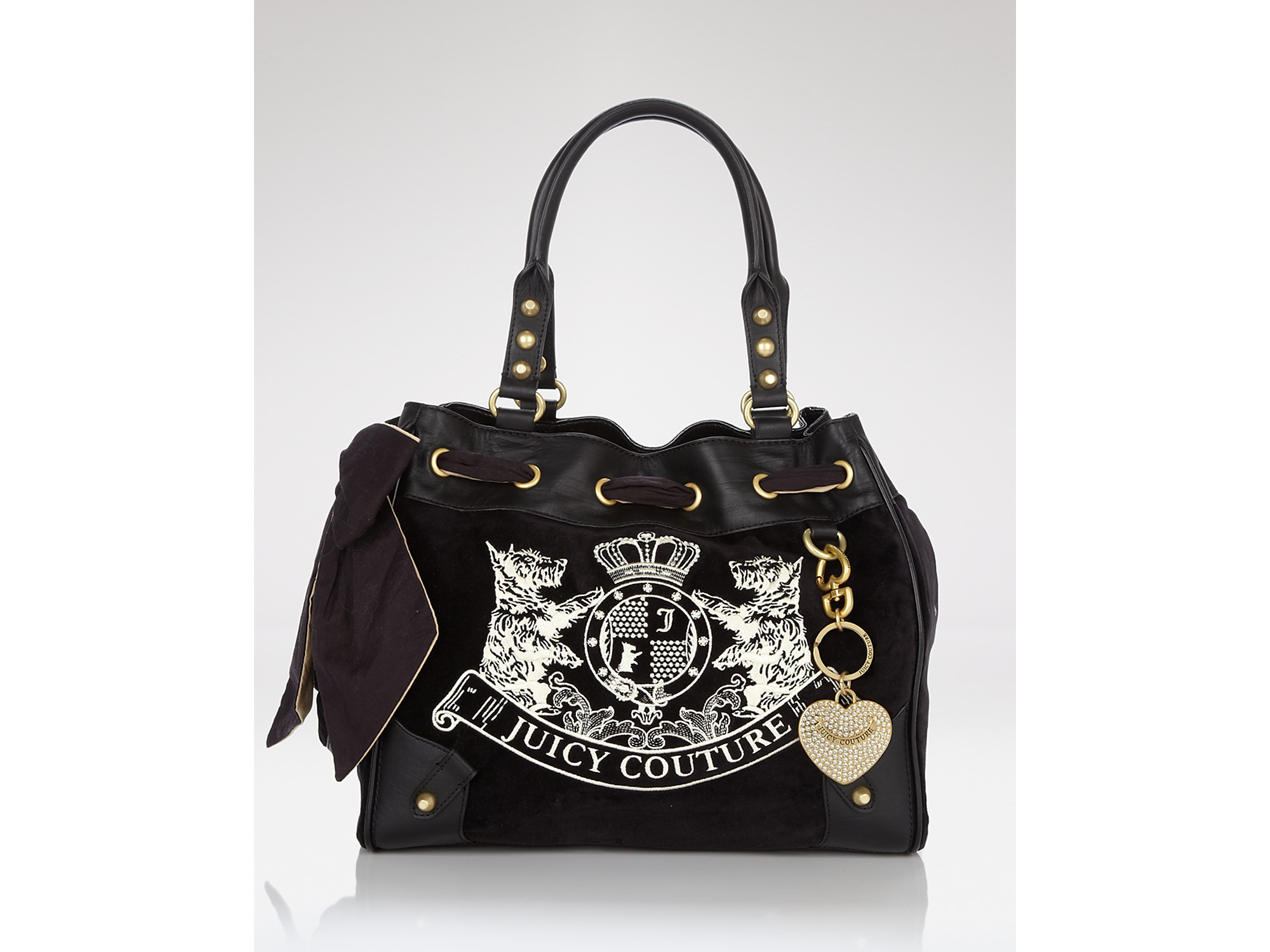 Juicy couture fashion velour daydreamer tote Base Fashion - Kids Designer Clothing Up to 60 Off