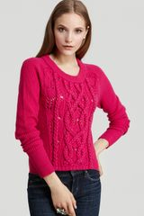Marc By Marc Jacobs Uma Long-sleeve Sweater - Lyst