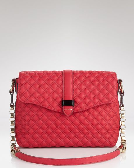 Marc Jacobs Hampton Sag Long Shoulder Bag in Pink - Lyst
