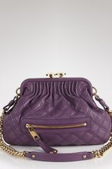 Marc Jacobs Quilted Little Stam - Lyst