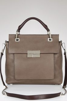 Michael Kors Quinn Small Top Handle Satchel - Lyst