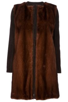 MSP Mink Fur Coat - Lyst