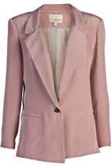 Satine Label Katherine Blazer