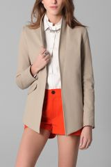 10 Crosby by Derek Lam Shawl Collar Jacket - Lyst
