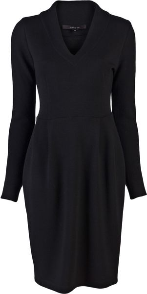 Jane Oh Angie V-neck Dress - Lyst