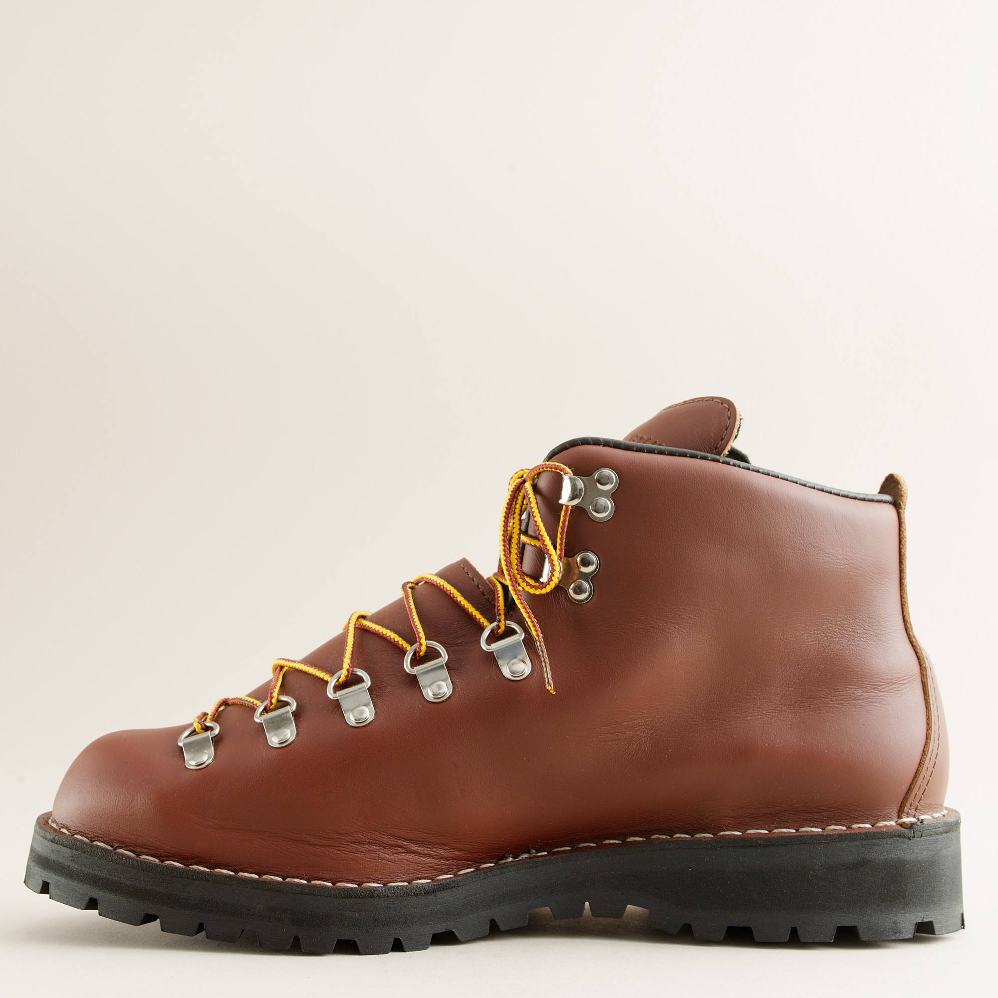 crew danner mountain light ii hiking boots in brown for men lyst. Black Bedroom Furniture Sets. Home Design Ideas