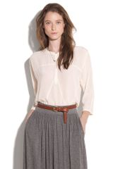 Madewell Cloud Cover Top - Lyst