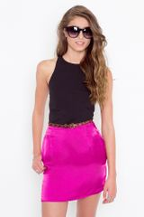 Nasty Gal Racerback Pocket Dress - Lyst