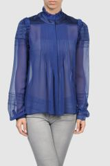 Roberto Cavalli Long Sleeve Shirts - Lyst