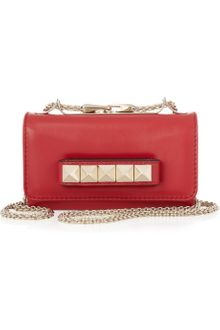 Valentino Mini Vavavoom Leather Shoulder Bag - Lyst