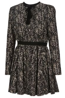 Giambattista Valli Wool Dress - Lyst