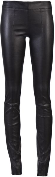 The Row Yurtly Leather Legging - Lyst