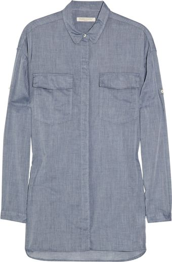 Levi's Sundown Cotton-chambray Shirt - Lyst