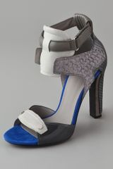Alexander Wang Chloe High Heel Sandals - Lyst
