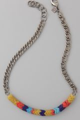 Dannijo Mara Necklace - Lyst