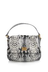 Marc By Marc Jacobs Snake-print Bag - Lyst