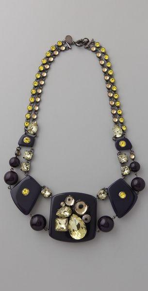 Marc By Marc Jacobs Chunky Necklace - Lyst