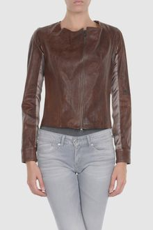 Collection Priveé Leather Outerwear - Lyst