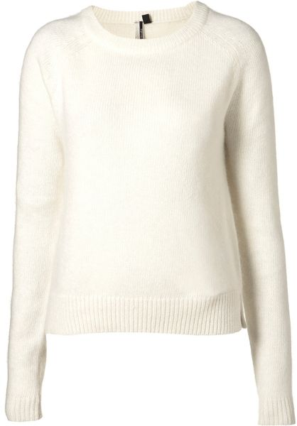 Buy H&M Women's White Fluffy Jumper. Similar products also available. SALE now on!Price: $