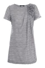 Weekend By Maxmara Penna Silk-Cotton Top - Lyst