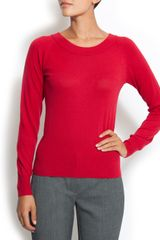 Mango Knit Sweater - Lyst