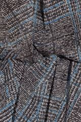 Tibi Dress on Dresses Mini Dresses Tibi Dresses Tibi Gray Plaid Print Silk Dress