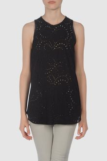 3.1 Phillip Lim Sleeveless T Shirts - Lyst