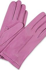 Forzieri  Unlined Italian Leather Gloves - Lyst