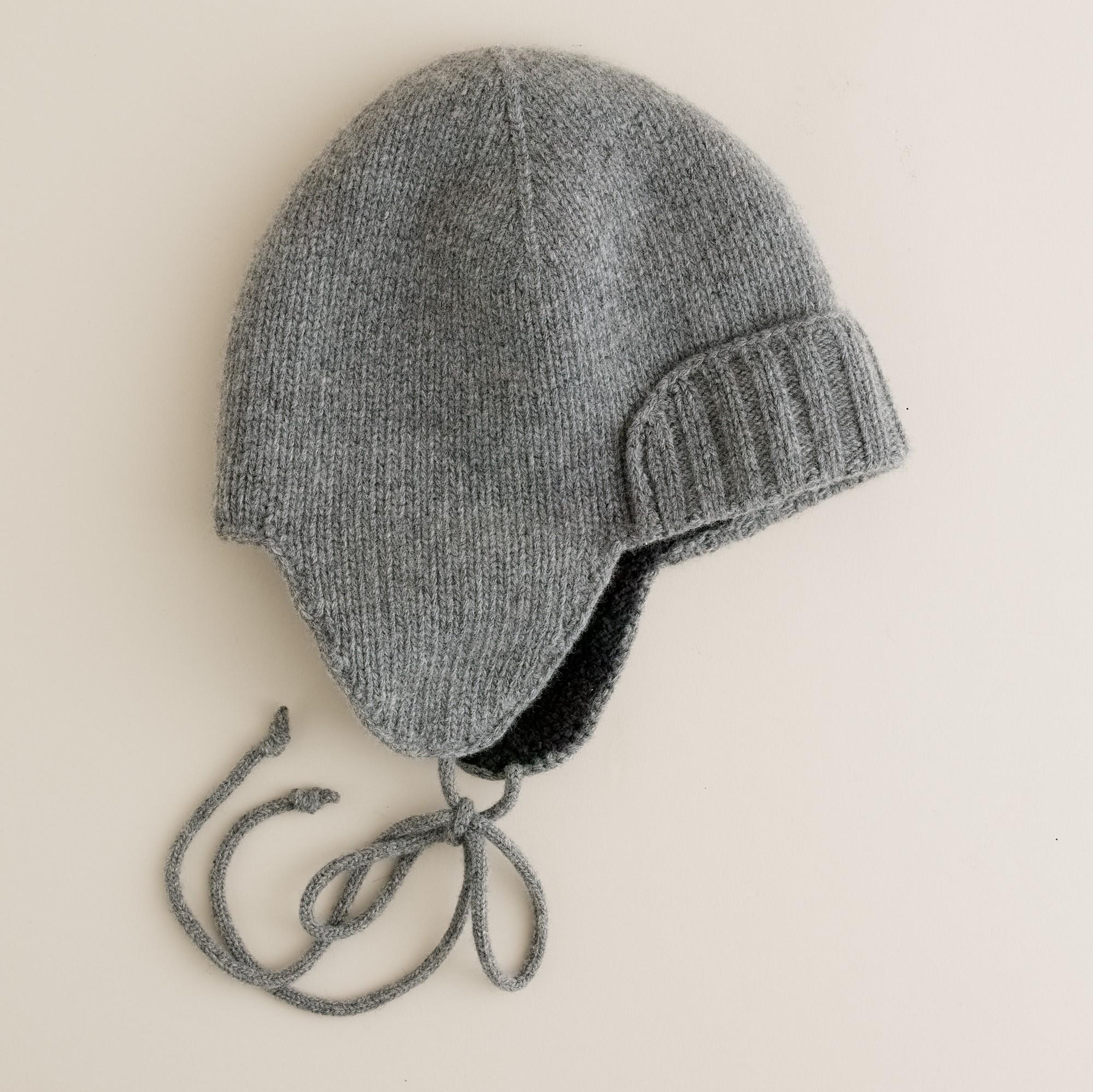 546b6631f J.Crew Hearthstone Trapper Hat in Gray - Lyst