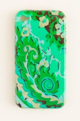 J.crew Printed Iphone 4 Case in Green (jade) - Lyst