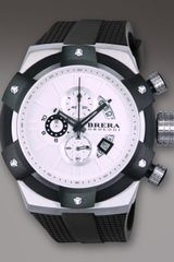 Brera 48mm Supersportivo Watch in Black for Men - Lyst