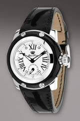 Glam Rock Patent Roman Numeral Watch - Lyst
