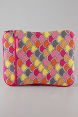 Jonathan Adler Scales Laptop Sleeve - Lyst