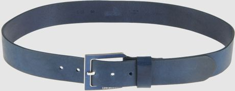 Love Moschino Belts in Blue for Men - Lyst