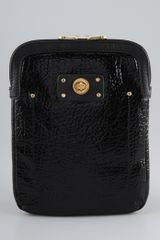 Marc By Marc Jacobs Turnlock Shine Ipad Case - Lyst